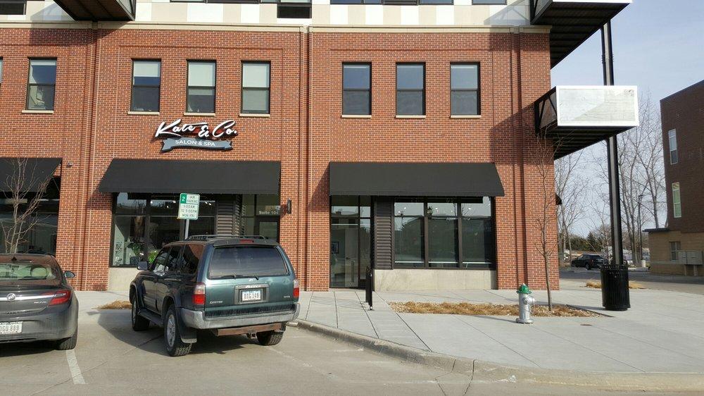Kate & Co Salon & Spa: 200 State St, Cedar Falls, IA