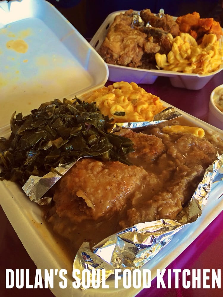 Dulan Soul Food Kitchen