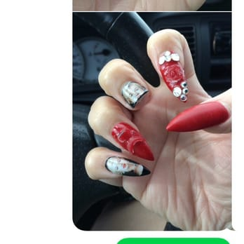 Photo Of Cowboys Nail Bar Frisco Tx United States Paul S Response After