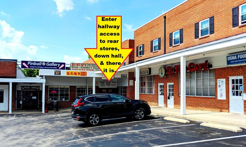 Gong's Market: 81 Lancaster Ave, Malvern, PA