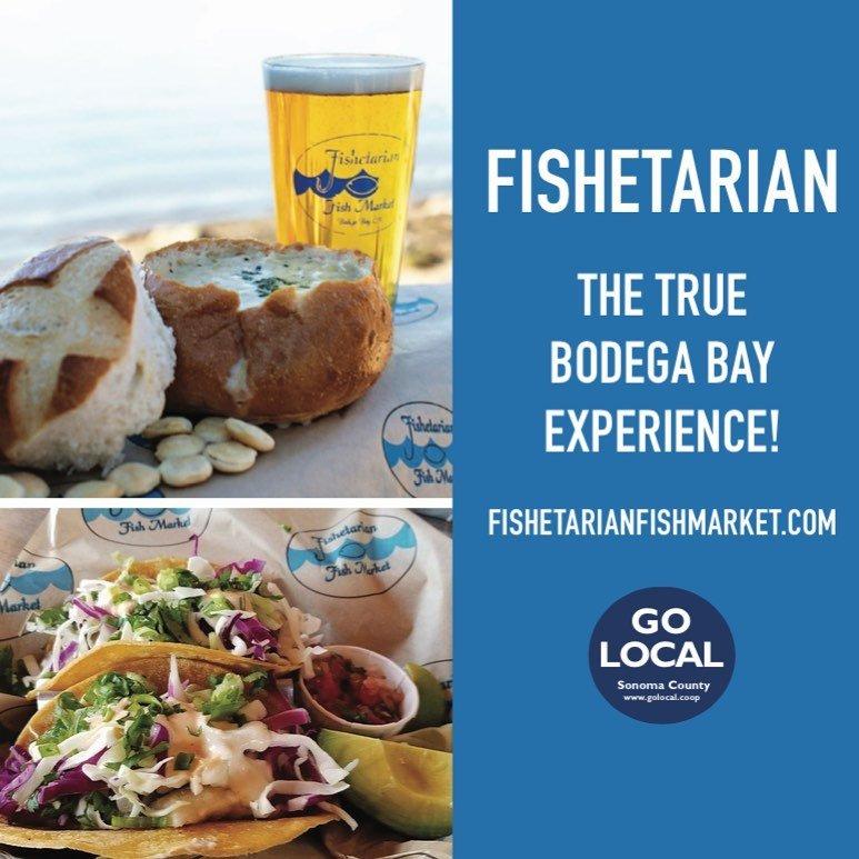 Fishetarian Fish Market: 599 Hwy 1 S, Bodega Bay, CA