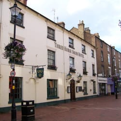 Photo Of Three Horse Shoes Hotel Rugby Warwickshire United Kingdom