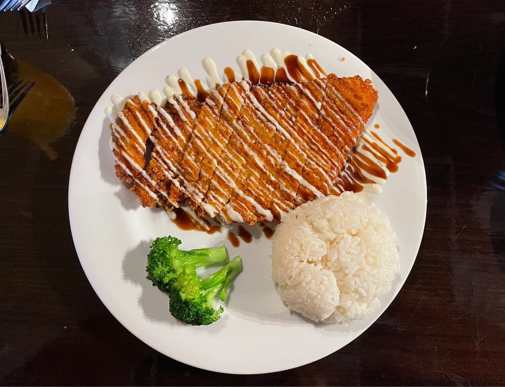 Food from Hokkaido Ramen