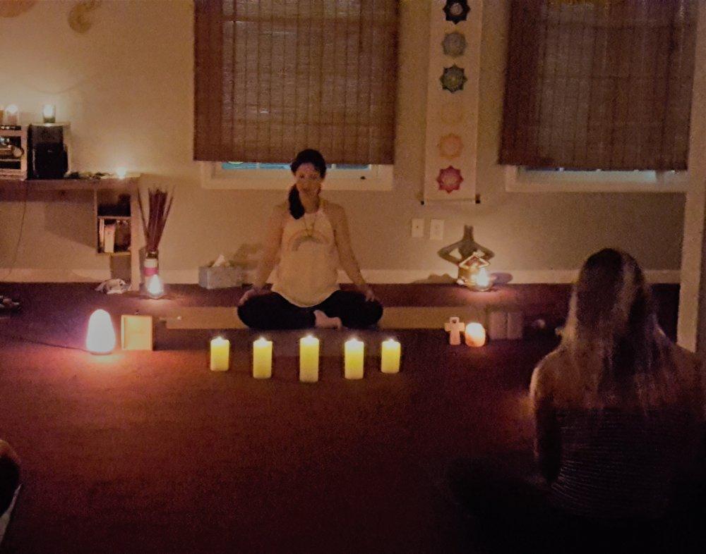 Om Shanti Om Yoga Center Sayville: 186 West Main St, Sayville, NY