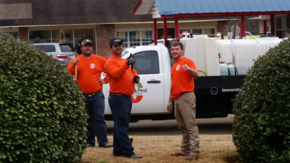 Lawn & Pest Solutions: 650 Carter Ave, New Albany, MS