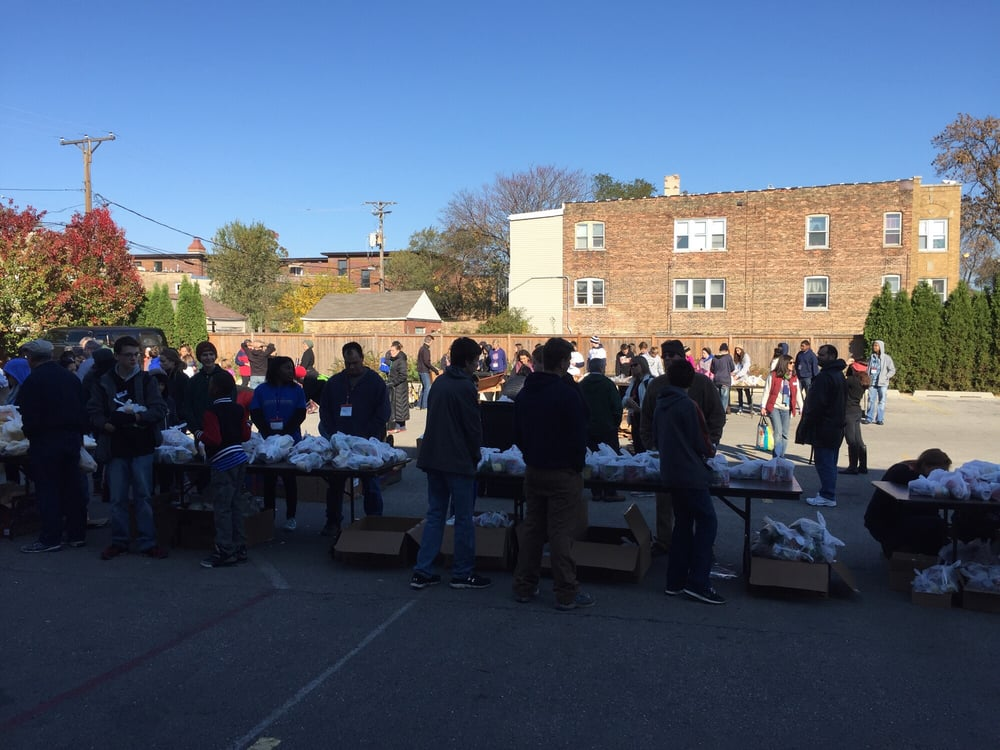 Our Lady Of The Angels Food Pantry
