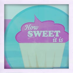 How Sweet It Is logo
