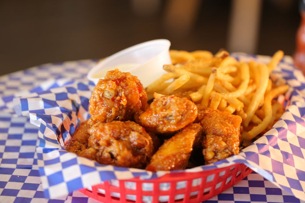 The Chicken Shack: 1112 Nevada Hwy, Boulder City, NV