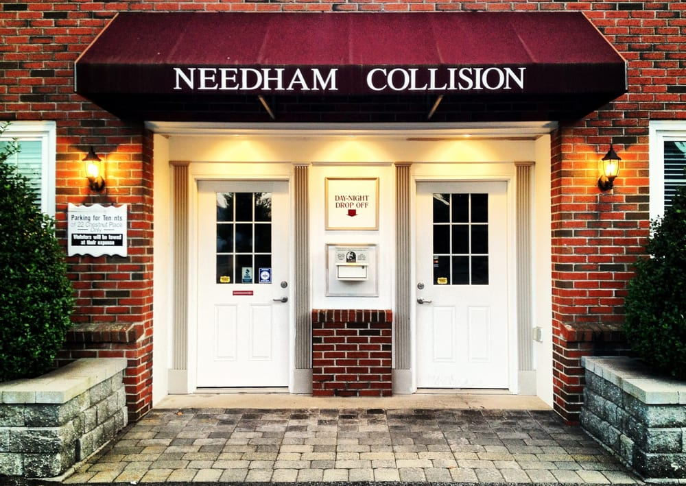 Needham Collision Autobody Repair Service: 20 Clyde St, Needham, MA