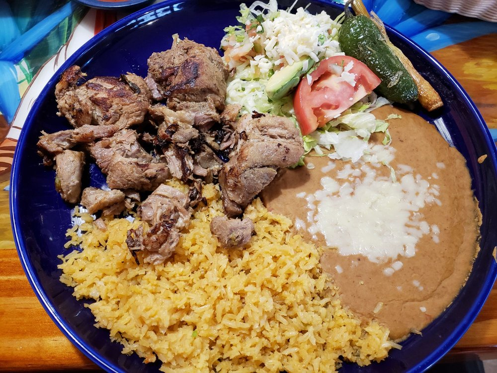 Romo's Mexican Resturant: 3087 Northside Dr, Crossville, TN