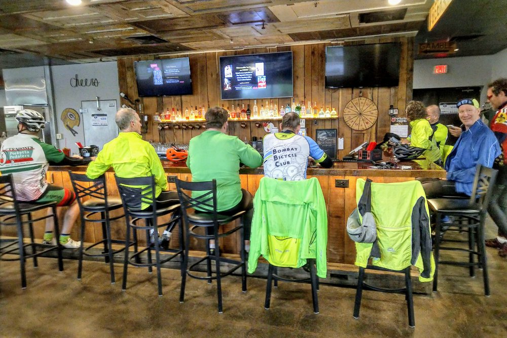 Glacier Ridge Pub and Grill: 107 Cty Rd Id, Barneveld, WI