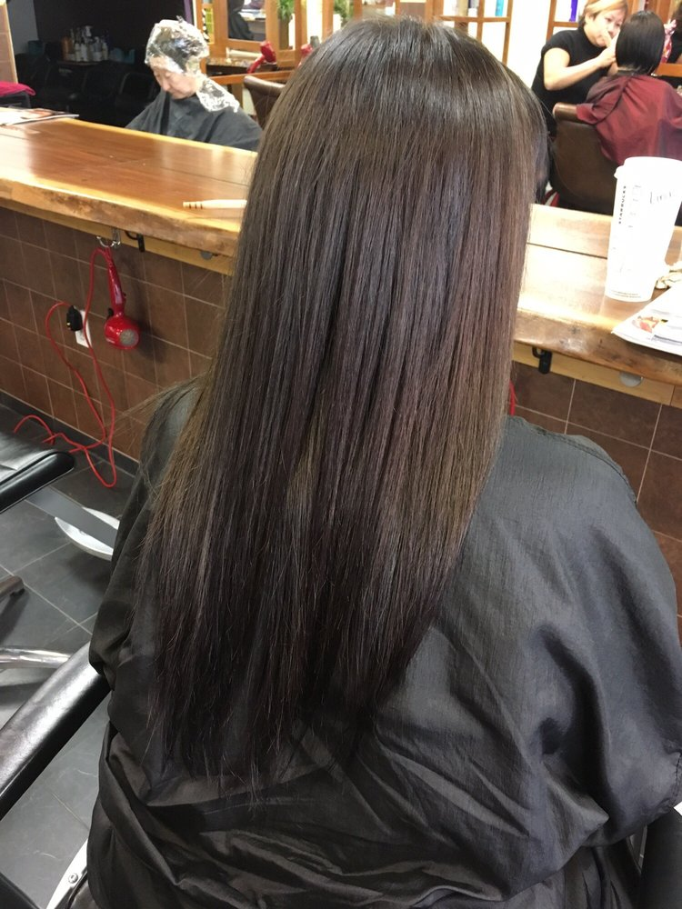 asian hair salon boston
