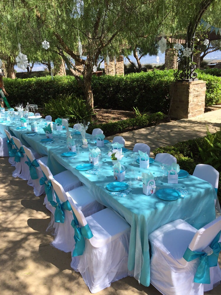 tables, chairs and linen rentals - yelp