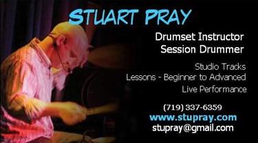 Stuart Pray