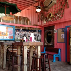 Photo Of Lazy Flamingo Sanibel Fl United States Outdoor Bar
