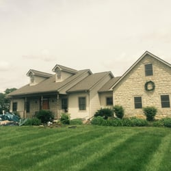 Photo Of Buckeye Vinyl   Newark, OH, United States. New Roof Done Off