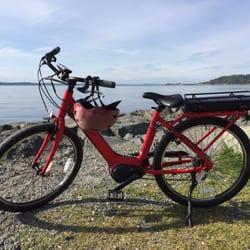 Photo Of Alki Bike And Board Seattle Wa United States