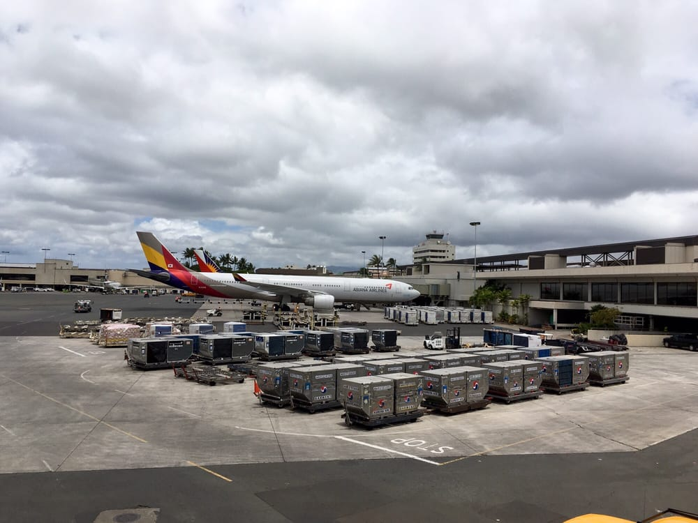 Honolulu International Airport Restaurants Near Airport