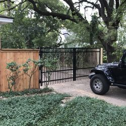 Photo Of Magnolia Fence And Patio   Fort Worth, TX, United States. Drive