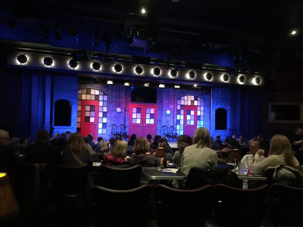 UP Comedy Club: 230 W North Ave, Chicago, IL