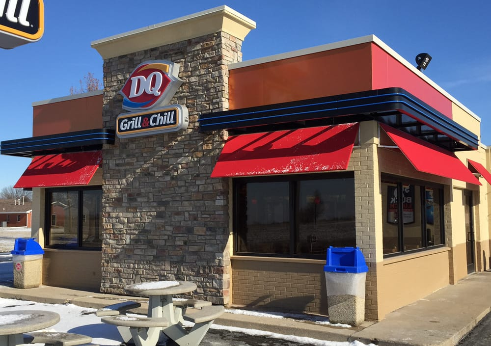 Dairy Queen of Auburn: 14400 State Route 4, Auburn, IL