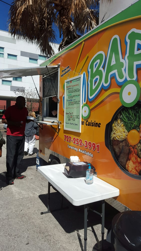 Mmm BAP - CLOSED - 28 Photos & 23 Reviews - Food Trucks