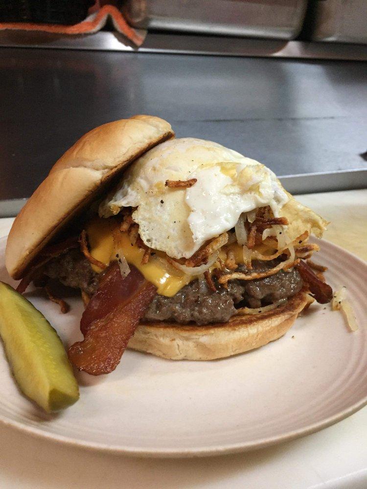The BurgerBar and grill: 821 E Lincolnway, La Porte, IN