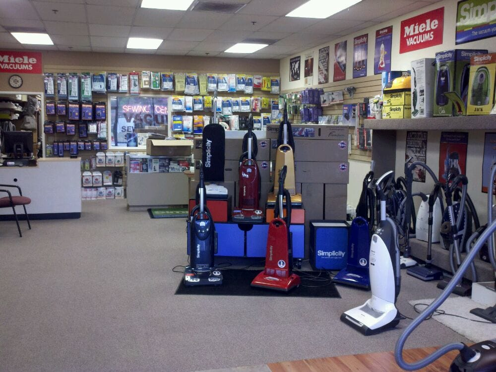 We Are A Vacuum And Sewing Machine Store We Sell New And