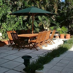 Beau Photo Of Ascot Teak Patio Furniture   Miami, FL, United States. Teak Set