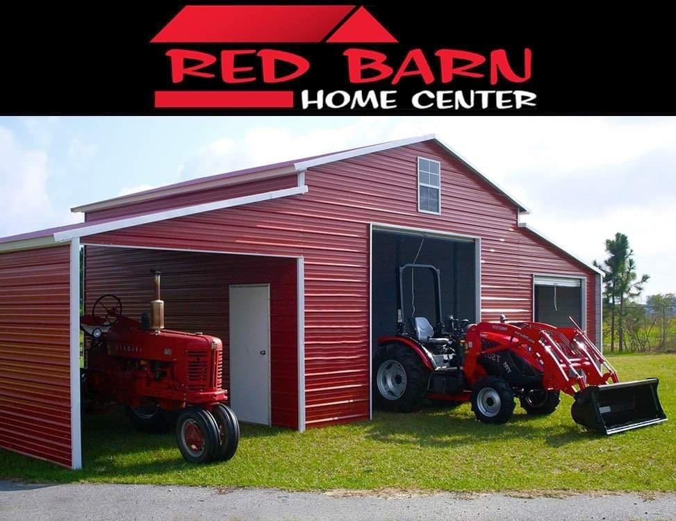 Red Barn Home Center: 6530 FL- 26, Trenton, FL