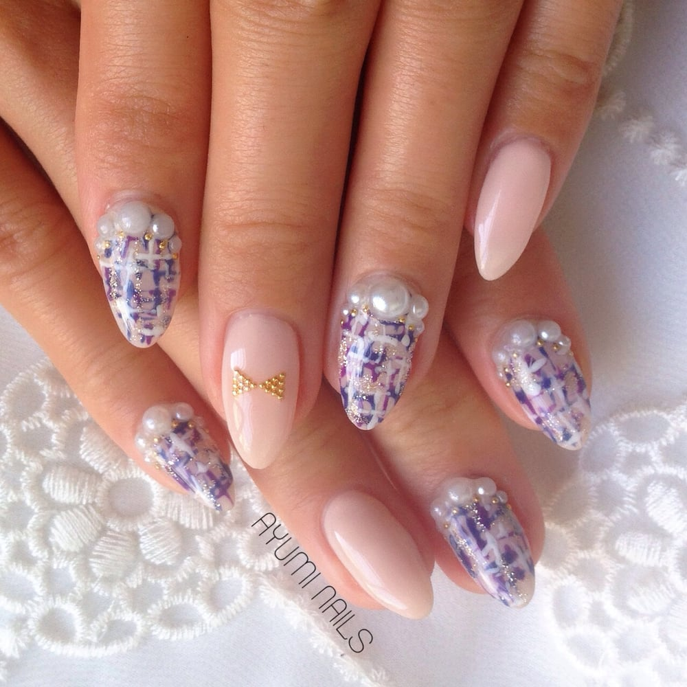 Gel Nail Art Miami The Best Inspiration For Design And Color Of