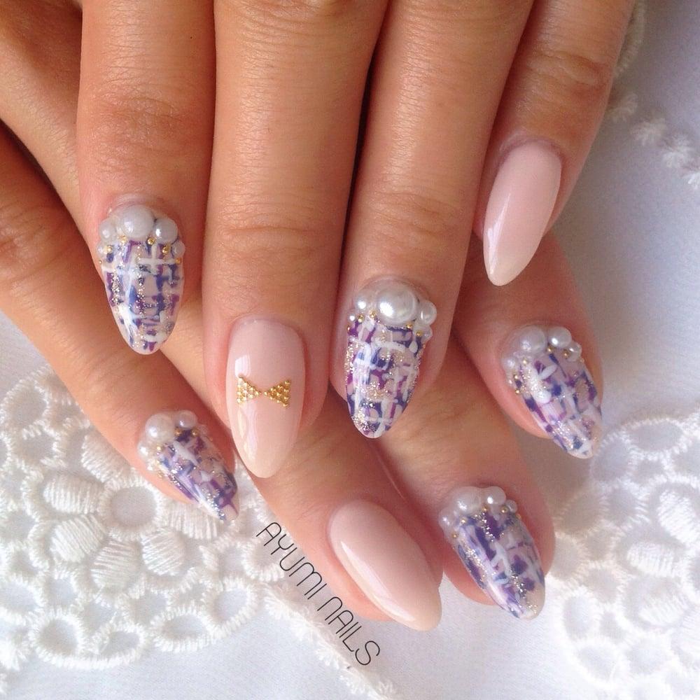 Miami Beach, South beach, Nail art, Nail Design, Nail salon, Ayumi ...