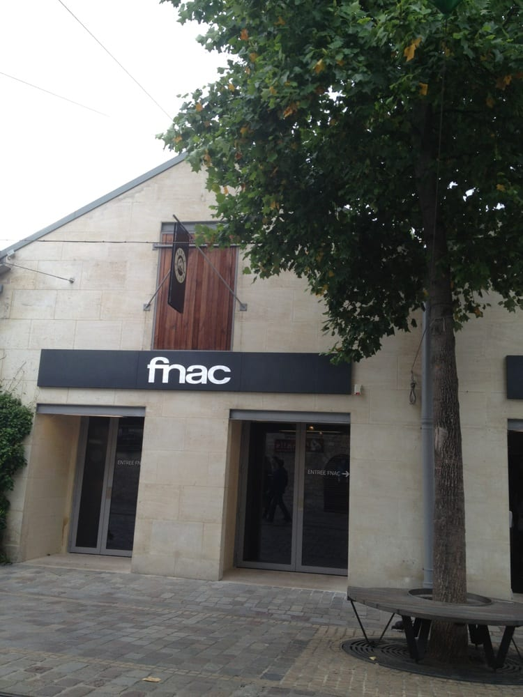 Fnac 14 rese as tienda departamental 49 53 cours saint emilion bercy par s paris - Cours saint emilion paris ...