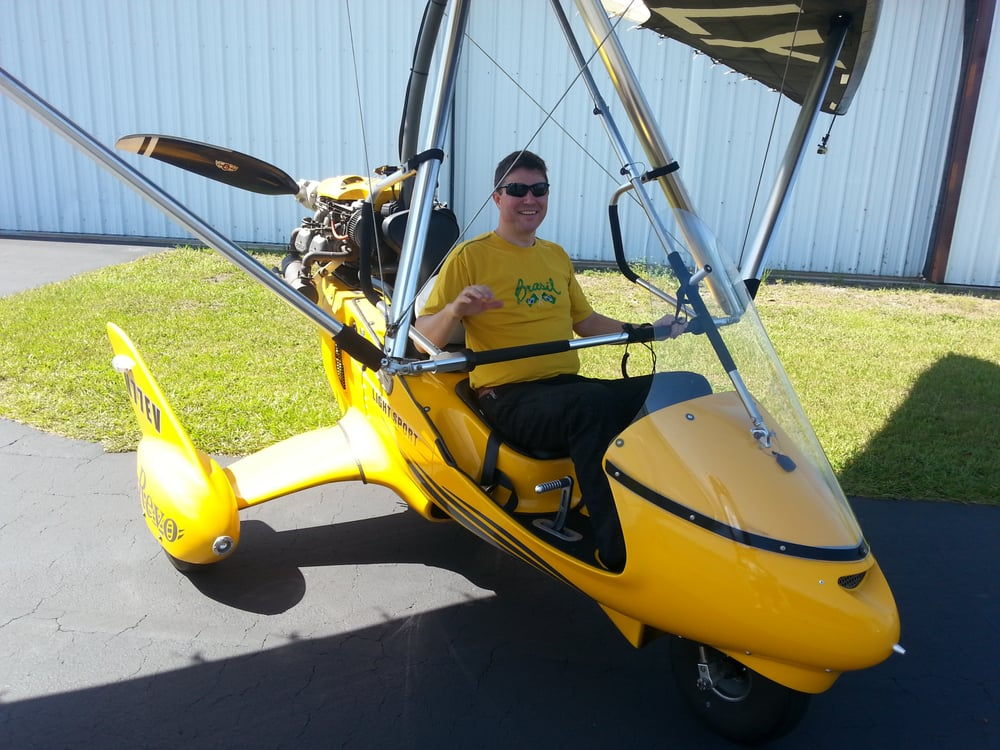 Sky Surfing Scenic Flights: 1000 N Hercules Ave, Clearwater, FL