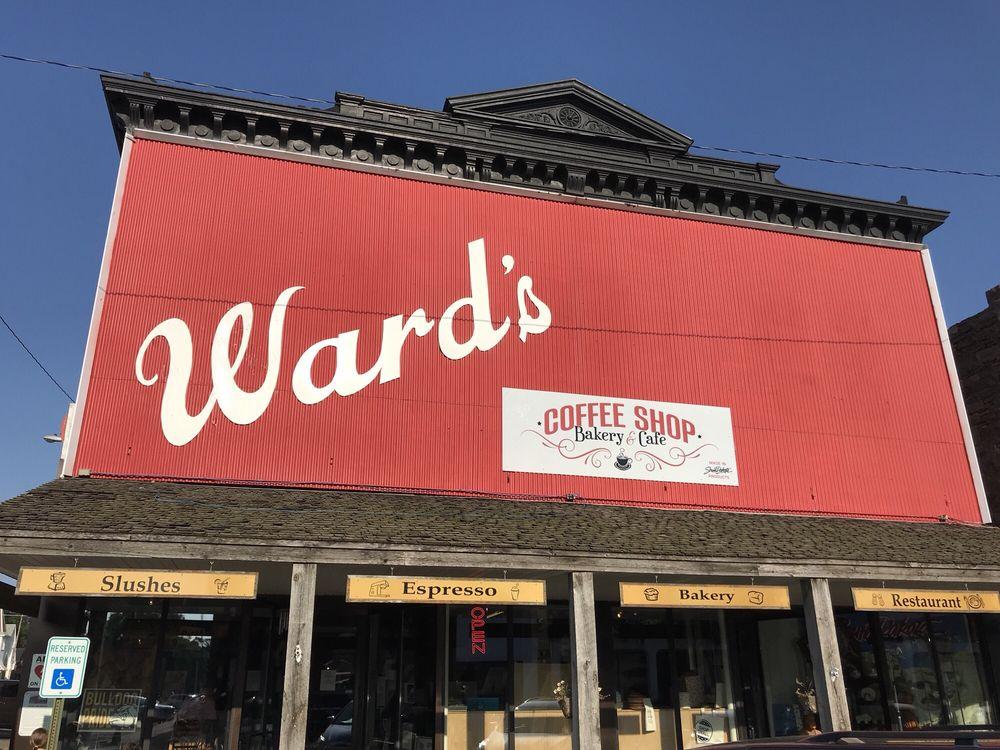 Ward's Store & Bakery: 127 Calumet Ave, De Smet, SD