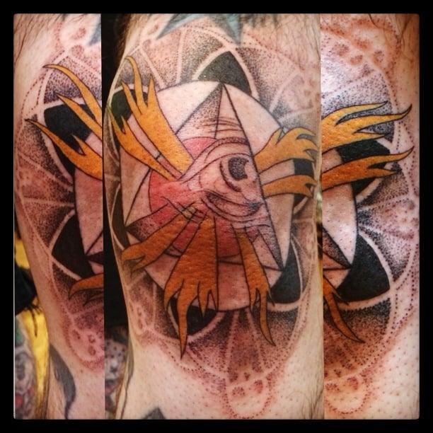 Golden Sage Tattoo: 5 S Main St, St.Doylestown, PA
