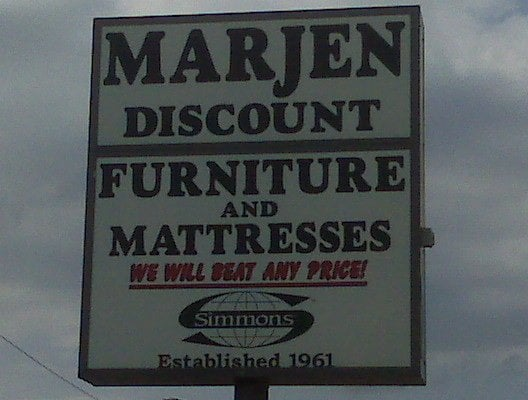 Marjen discount furniture bedding m belbutiker 8121 for Affordable furniture milwaukee