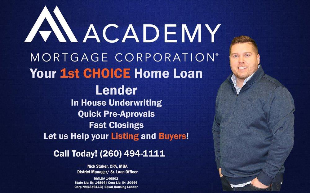 Academy Mortgage - Fort Wayne