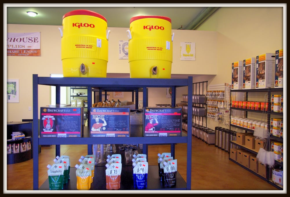 Brewhouse Supplies: 1555 W Lincolnway, Valparaiso, IN