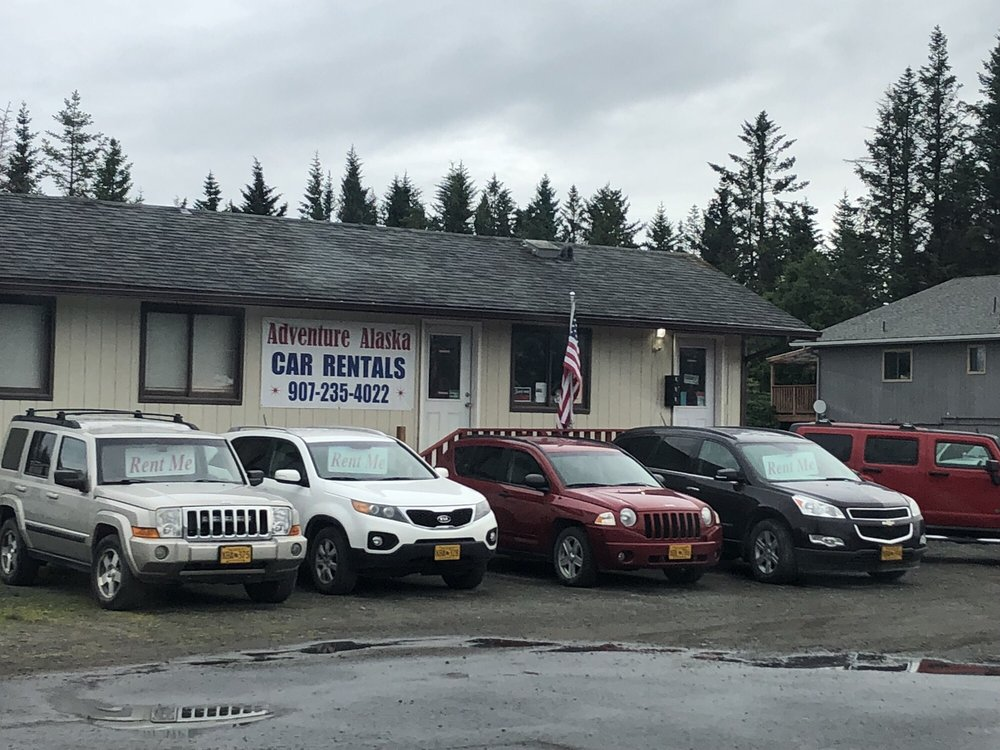 Adventure Alaska Car Rental: 1441 Ocean Dr, Homer, AK