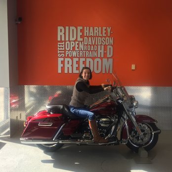 Harley Davidson Powertrain Operations Tour Center 22