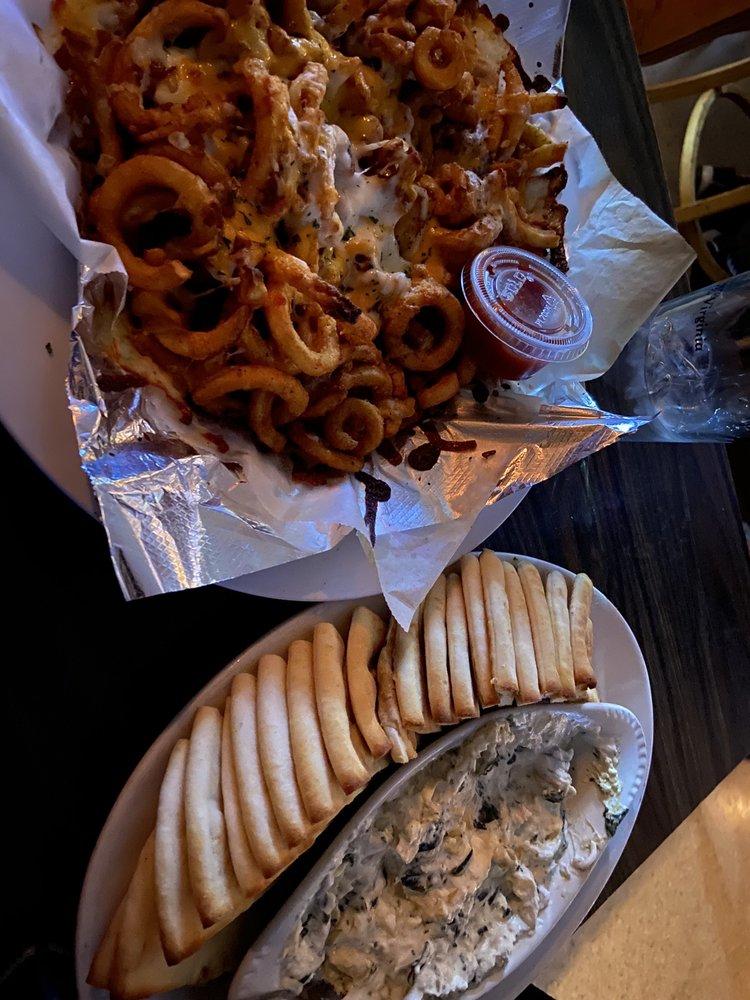 Food from Cellar Restaurant