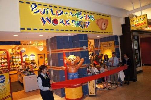 Build A Bear Orlando Airport