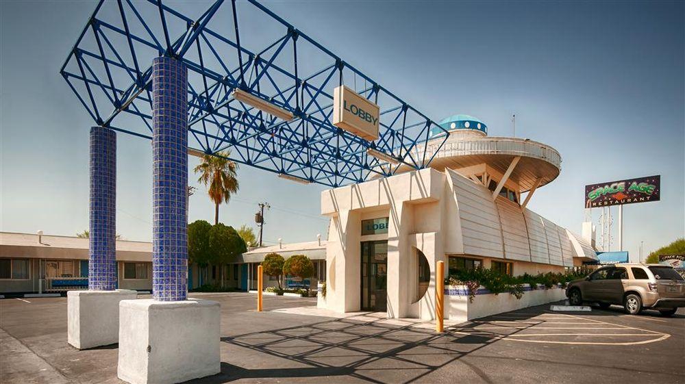 Best Western Space Age Lodge: 401 E Pima, Gila Bend, AZ