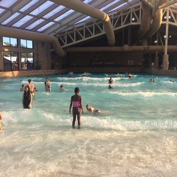 Photo of Wilderness Resort   Wisconsin Dells  WI  United States  Dome with  wave. Wilderness Resort   192 Photos   297 Reviews   Hotels   511 E