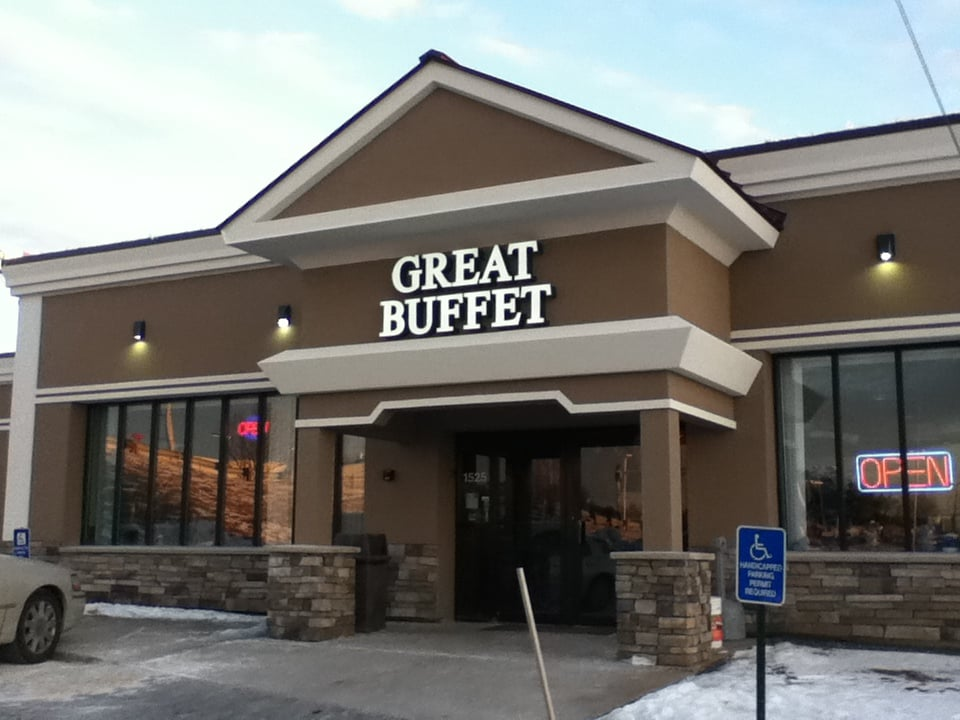 Great Buffet 39 Reviews Chinese 1525 S Willow St