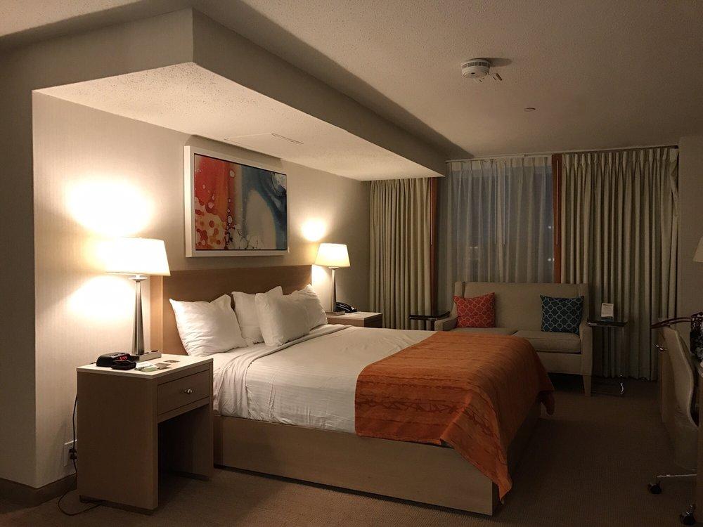 Tropicana casino resort atlantic city 555 foto e 750 for Hotel numero