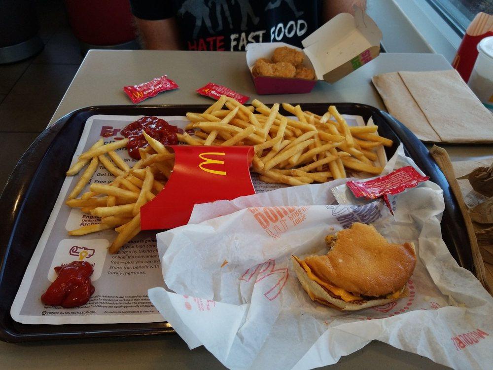 McDonald's: 1295 S Vance, Carey, OH