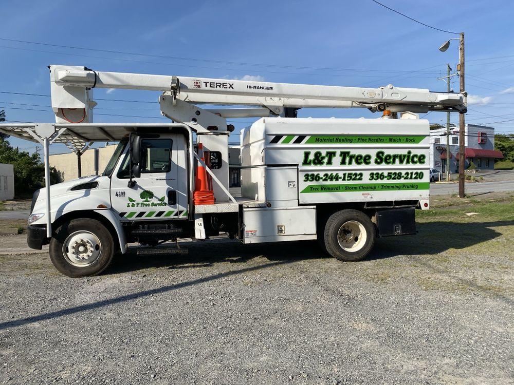 L & T Tree Service: Jonesville, NC