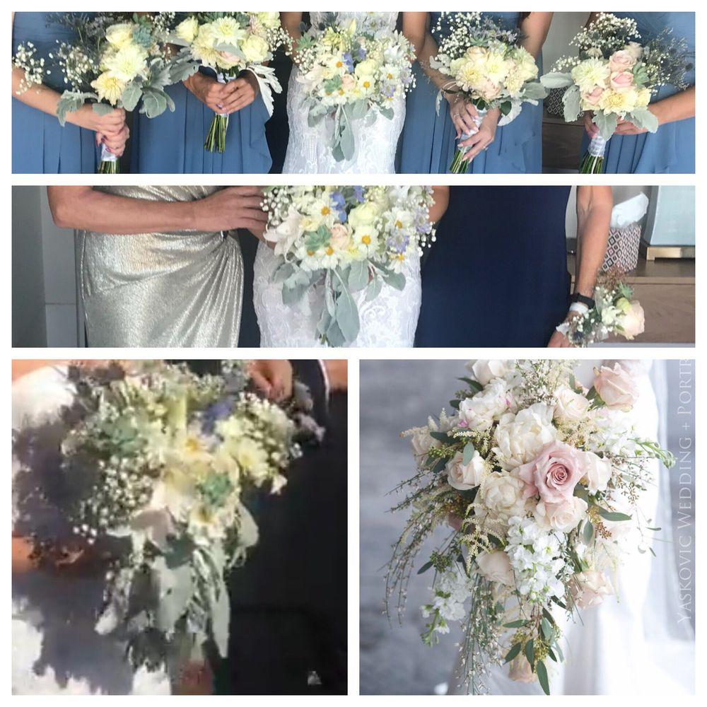 The Flower Garden Wedding Florist